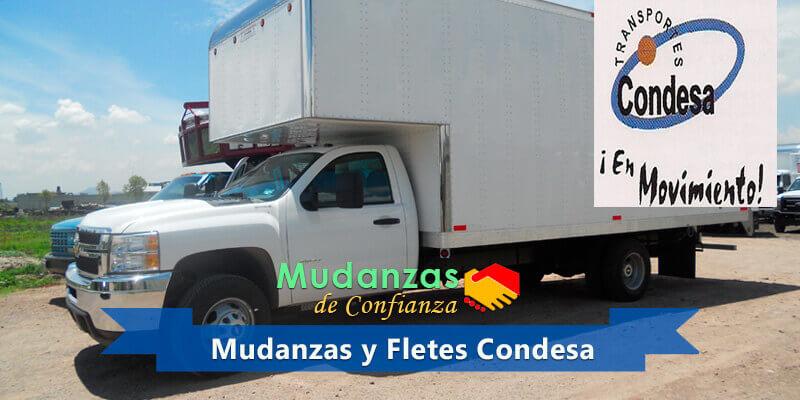 Mudanzas Condesa