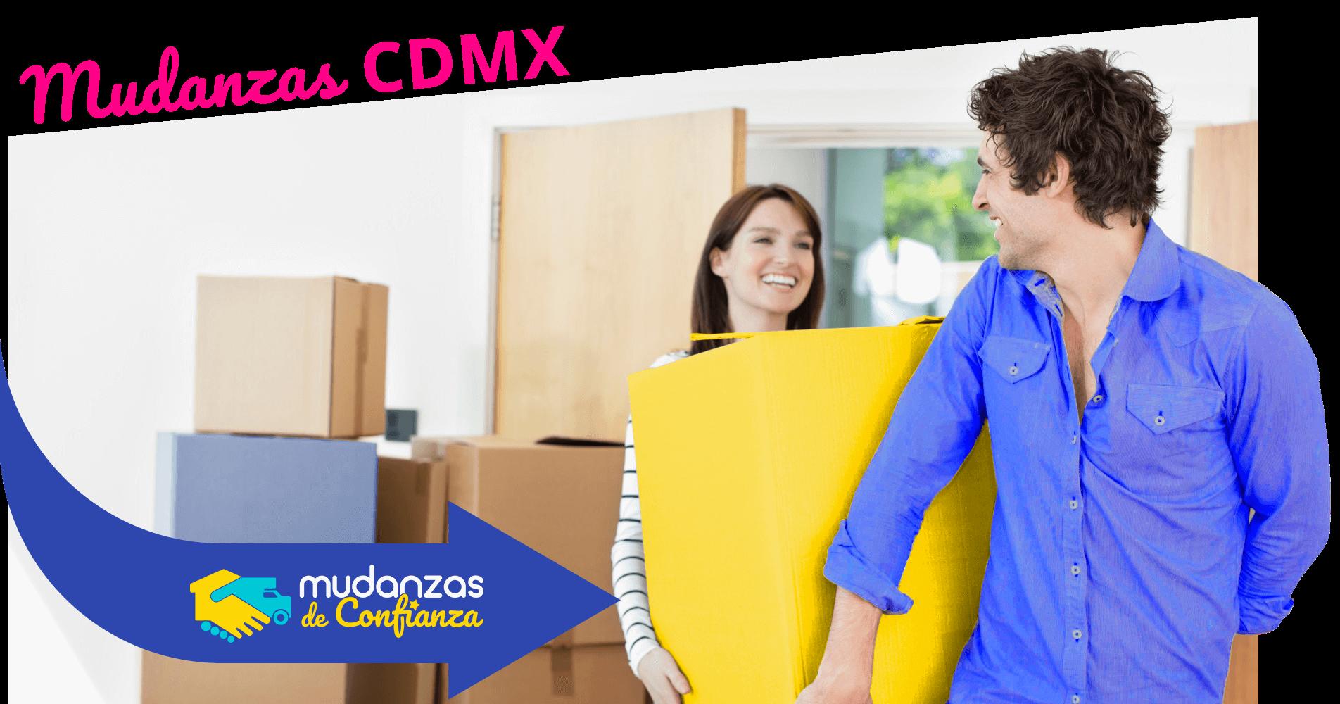 Mudanzas CDMX